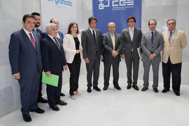 El Ministerio de Industria impulsa la creación en Granada de un Centro Demostrador TIC aplicado al sector sanitario a través de OnGranada Tech City