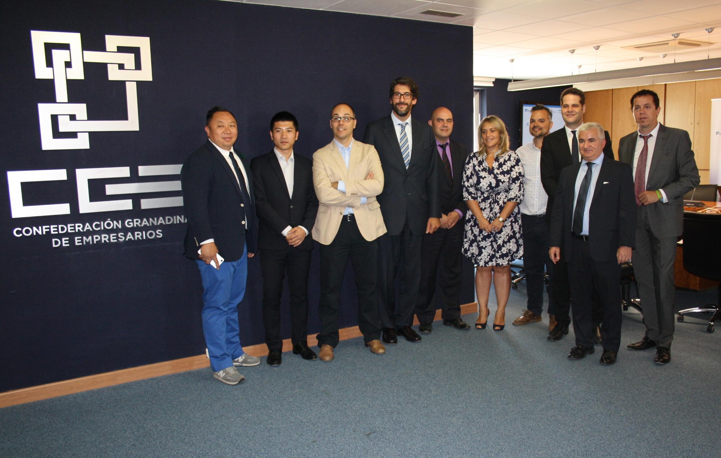 La compañía asiática XTouch se suma a On Granada para potenciar la ciudad como plaza tecnológica