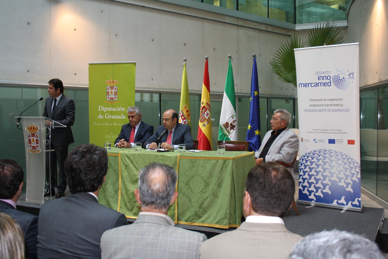 El empresariado granadino se une para crear una nueva asociación que fomentará la internacionalización en las pymes de la provincia