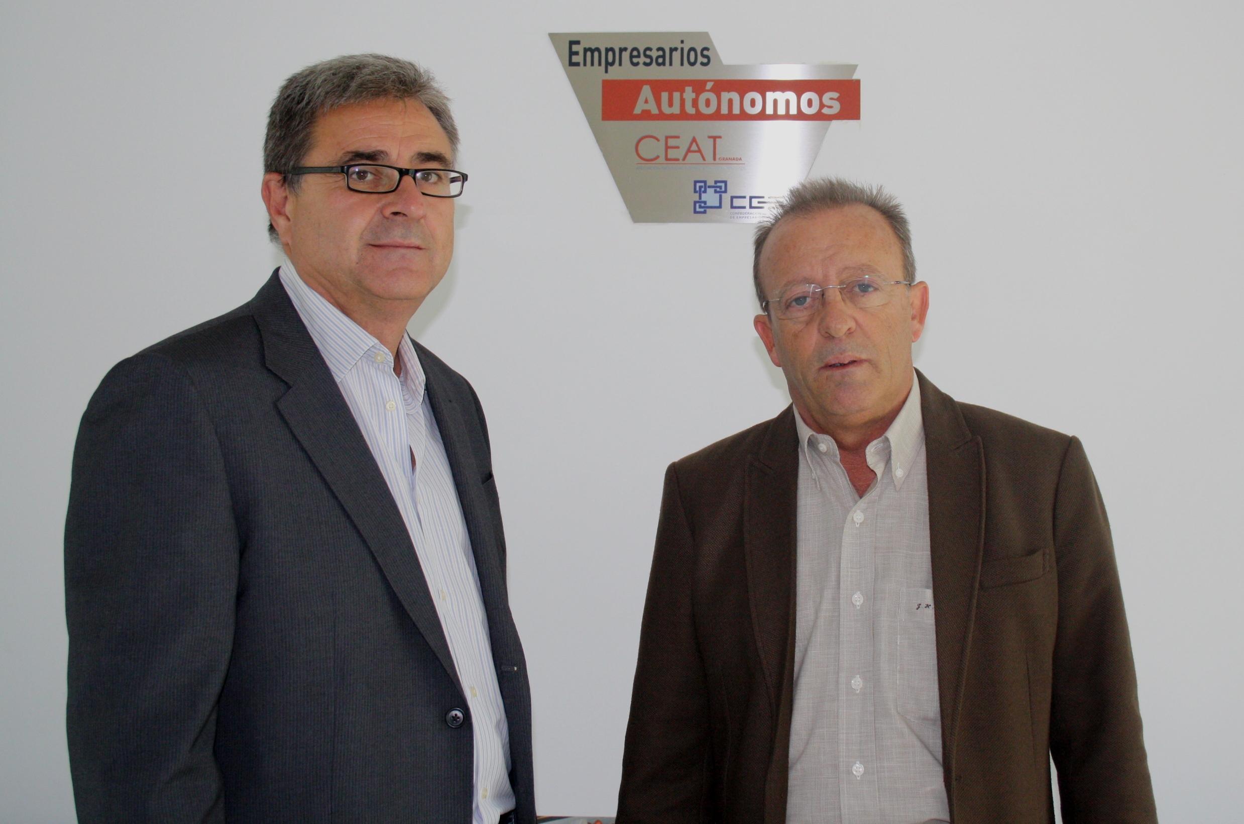 José Hita y Francisco Rivero