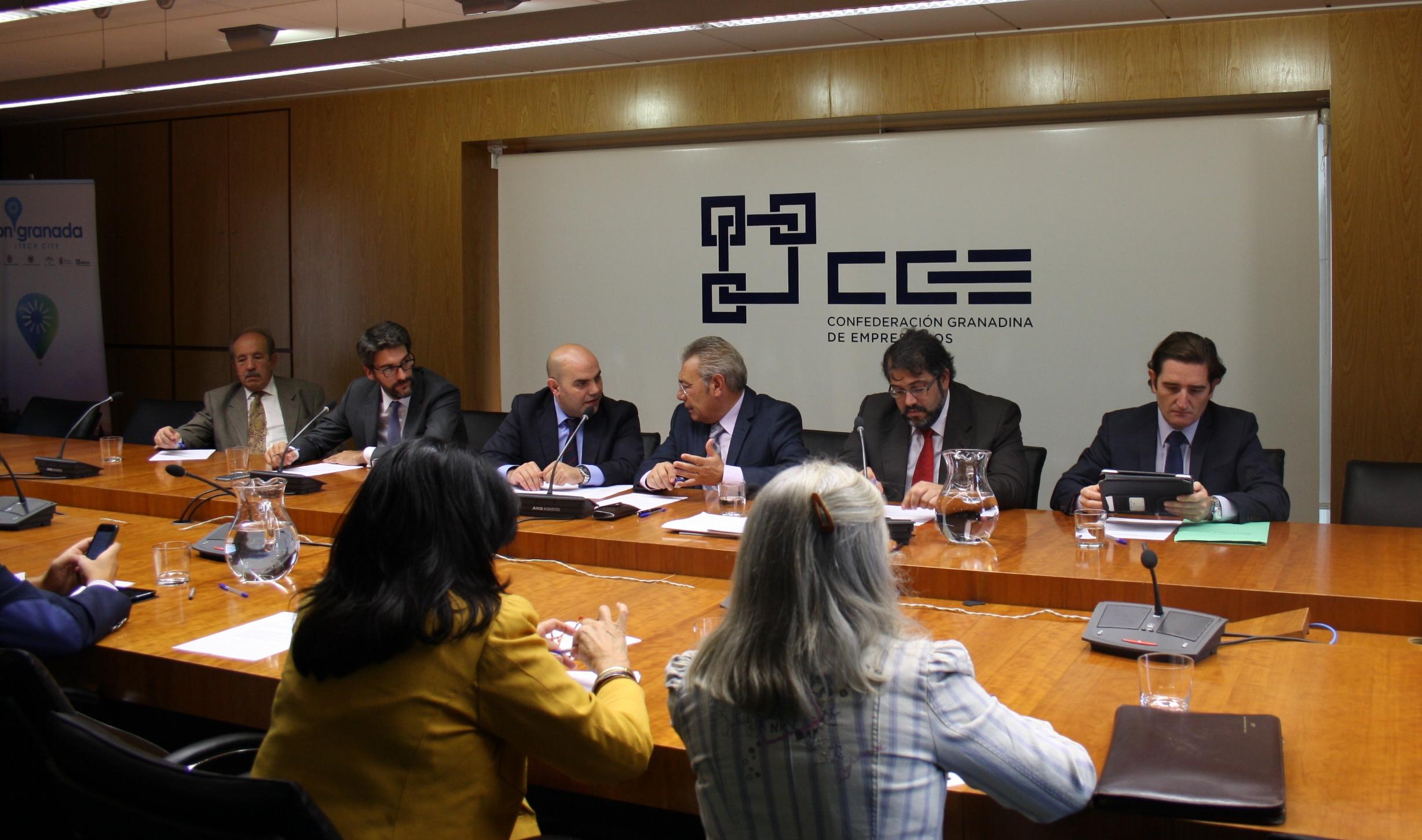 La Asociación Granadina para la Internacionalización prepara su presentación ante los empresarios de Marruecos