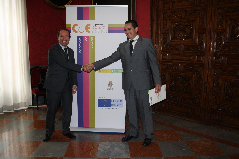 Más de 60 pymes TIC granadinas podrán participar en el Centro de Excelencia Granada Plaza Tecnológica