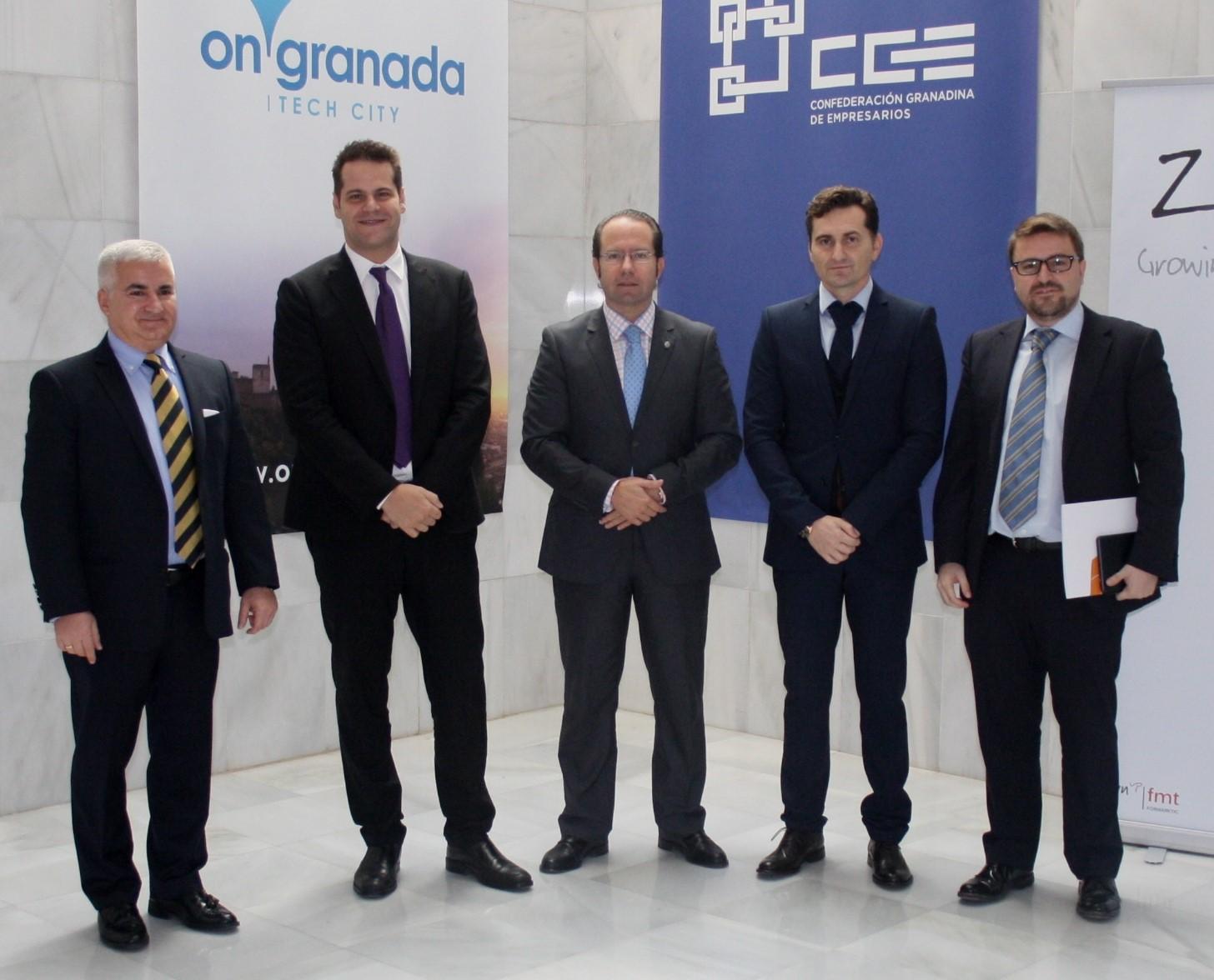 EuroCloud España y OnGranada acercan a las pymes granadinas las ventajas del trabajo 'en la nube'