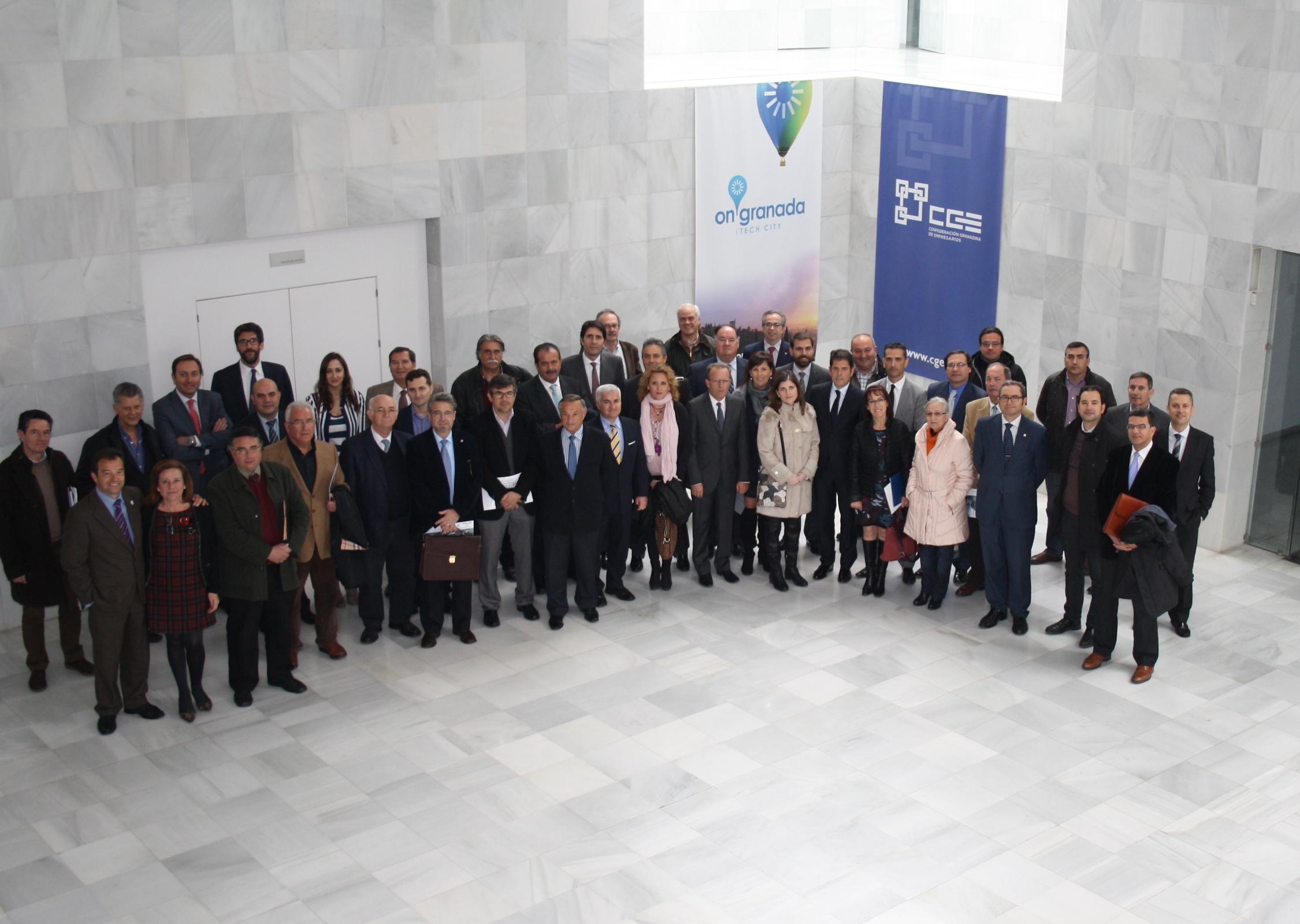 La CGE aboga por un 'gobierno estable' en Andalucía que 'apoye a las empresas para crear empleo'