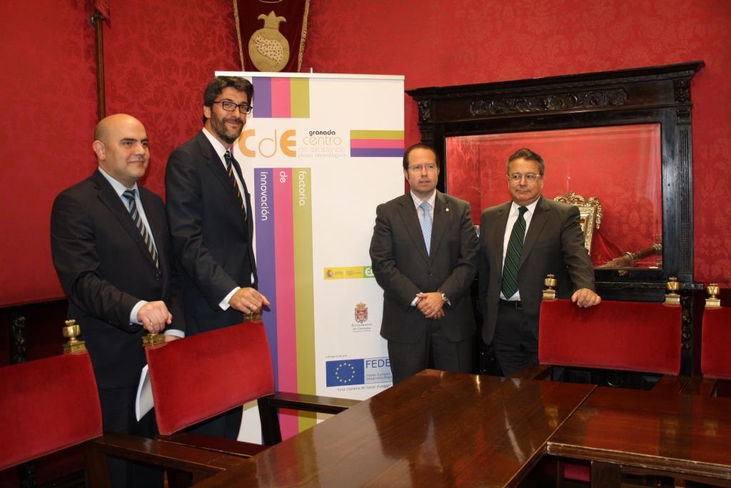 Presentación del 'Informe de Diagnóstico del sector TIC de Granada'