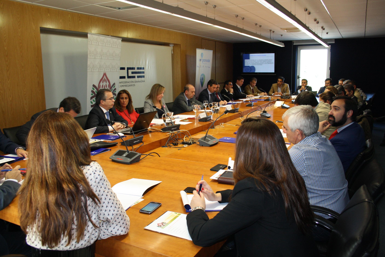 El 84% del PIB de Granada está en manos de empresas familiares