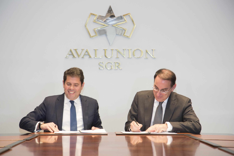 La CGE y AVALUNIÓN firman un convenio que facilitará el acceso al crédito a las pymes y autónomos granadinos